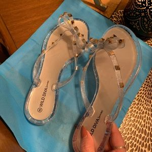Wild Diva Sandals